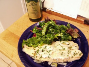 Poached Fish in White Wine 2007 2